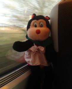 Les vacances d'Annabelle