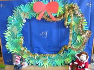 Un mois de décembre bien chargé en maternelle !