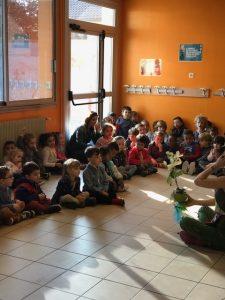 Le Théâtre de la Clarté s'invite à Saint – Pie X