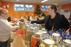 Marché de Noël à Saint – Pie X