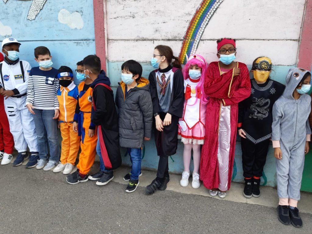 Quelques photos de notre Carnaval.